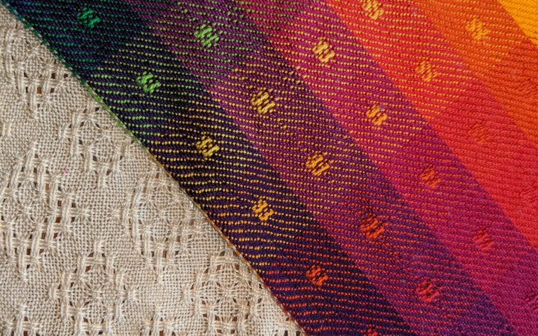 Writing & Weaving