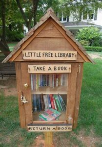 Lending library box 2
