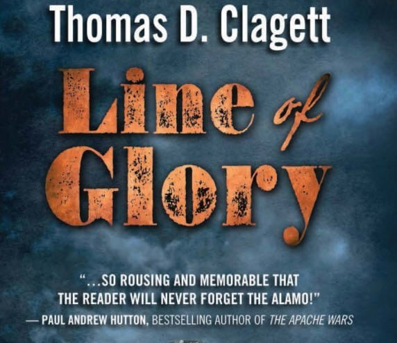 """Line of Glory""  by Thomas D. Clagett"